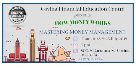 Money Management Mastery tickets