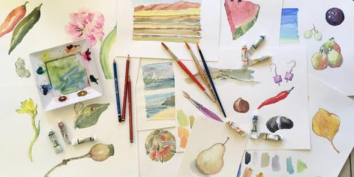Easy Watercolours: Watercolour Workshop