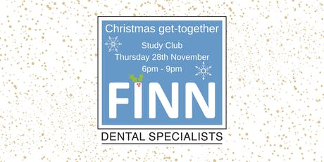 Finn Dental Specialists: Study Club  - Christmas get-together tickets