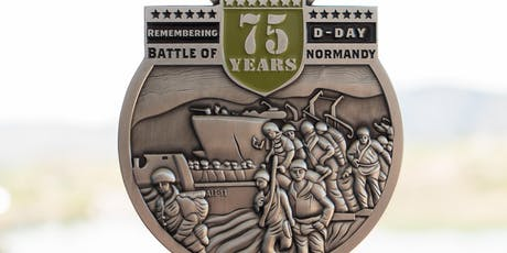 2019 The Remembering D-Day 1 Mile, 5K, 10K, 13.1, 26.2Indianaoplis tickets