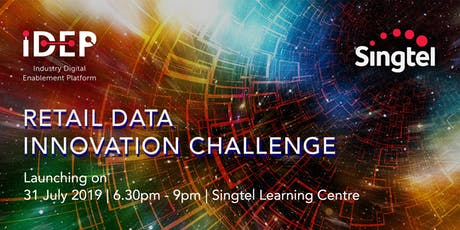 IDEP : Retail Data Innovation Challenge  Launch Event tickets