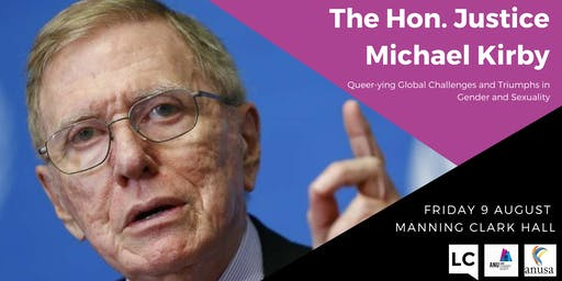 The Hon. Michael Kirby: Queer-ying Global Challenges & Triumphs