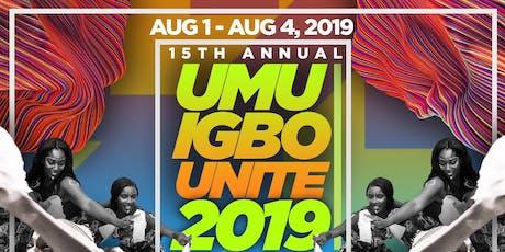 2019 Umu Igbo Unite Annual Convention (Online Registration) tickets