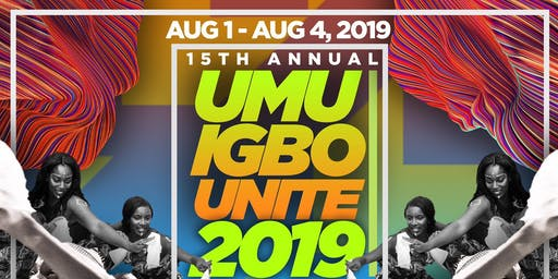 2019 Umu Igbo Unite Annual Convention (Online Registration)
