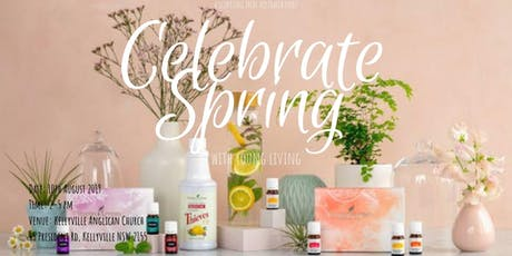 Celebrate Spring with Young Living tickets