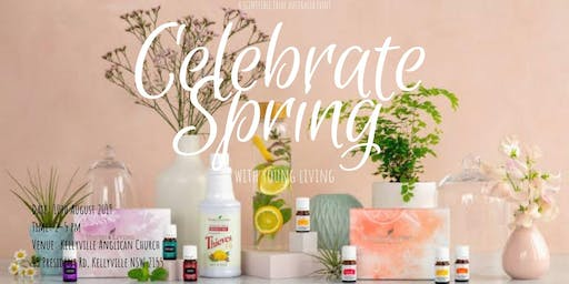 Celebrate Spring with Young Living