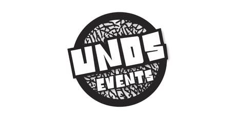 UNDEADSTOCK EVENT AUGUST 17TH, 2019 tickets