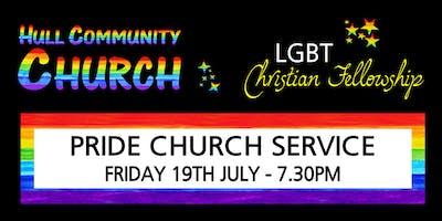 Pride Church Service