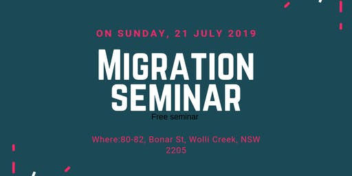 Migration Seminar-lll