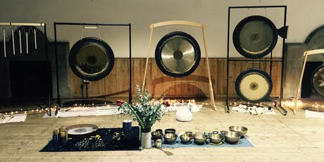July GongBath/ Sound Meditation 2019 tickets
