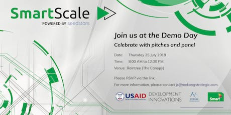 SmartScale Demo Day tickets