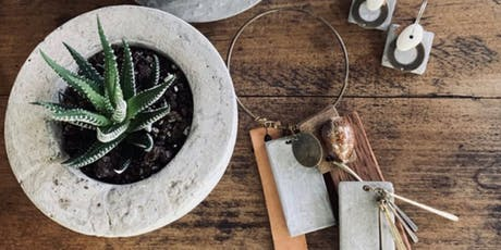 BrisStyle + City Winery Creative Workshops :: Concrete Pots tickets