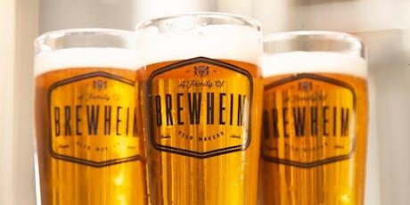 Brewheim Private Brewery Tour & Tasting tickets