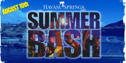 Havasu Springs Resort Summer Bash