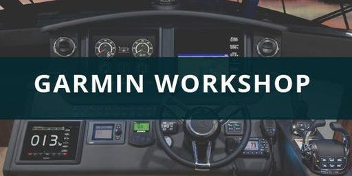 GARMIN BOAT WORKSHOP