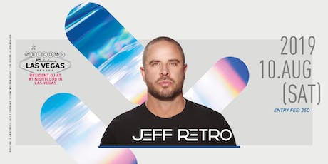 Club Cubic Presents Jeff Retro tickets