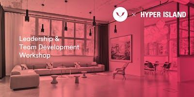 Leadership & Team Development Workshop w/ Hyper Island, Zürich