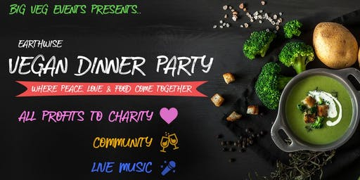 Vegan Dinner Party - Perth (JULY)