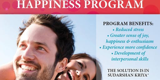 The Art of Living Happiness Program in Canberra