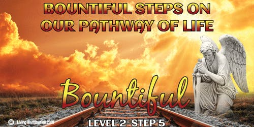 Bountiful Steps On Our Pathways of Life – Melbourne!