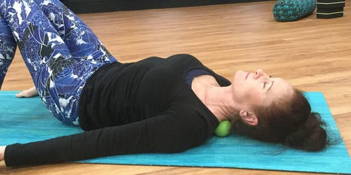Roll to Release Muscle & Fascia for muscle tension, knots, reduced ROM