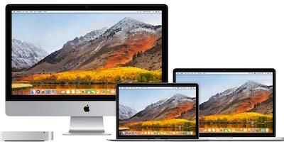 macOS Support Essentials 10.14,  APL-MAC101-140-AU, Melbourne, VIC