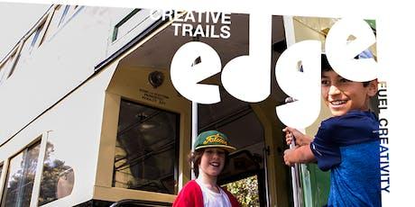 EDGE Creative Trails - 'Carrington Road Express' Vintage Bus Tour tickets