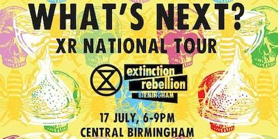 XR National Tour