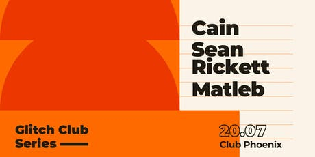 Glitch Club Series: Locals tickets