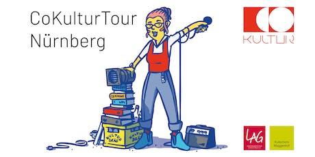CoKulturTour - Nürnberg Tickets