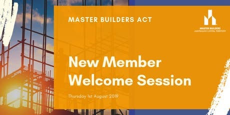MBA New Member Welcome Session  tickets