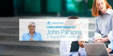 Cyber Expert Breakfast: John Parsons in Levin tickets