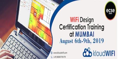 Wifi design certification programme tickets