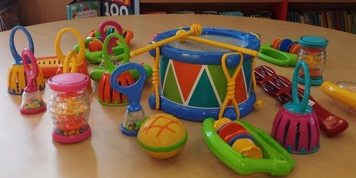 Baby and Toddler Rhyme Time (Thornton Library)