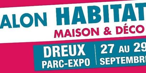 Le Salon Habitat de Dreux « Maison & Déco »