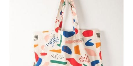 BrisStyle + City Winery Creative Workshops :: Handstamped Tote Bags tickets