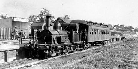 2019 Victorian Seniors Festival. The Outer Circle Railway Line: Kew tickets
