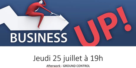 Afterwork Paris Business UP! billets