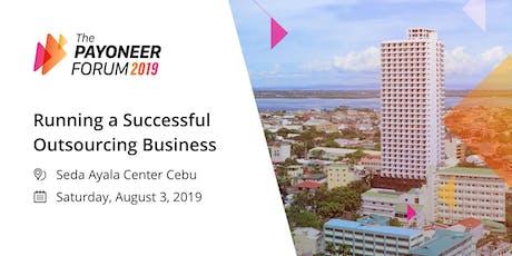The Payoneer Forum - Cebu tickets