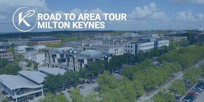 Road to Area Training - Milton Keynes