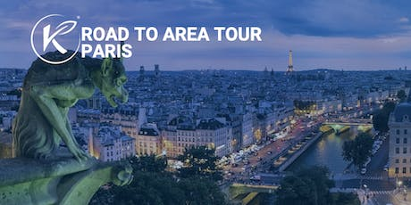 Road to Area Training - Paris tickets