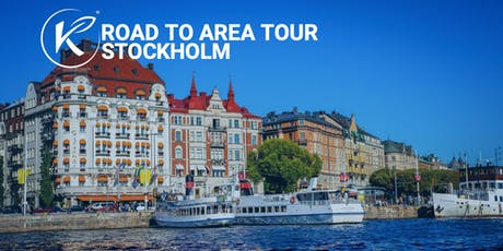 Road to Area Training - Stockholm tickets
