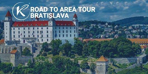 Road to Area Training - Bratislava