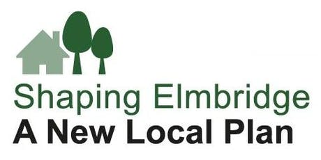Local Plan Public Meetings tickets