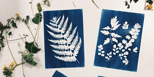 Introduction to Cyanotype Printing - Make a Tote Bag