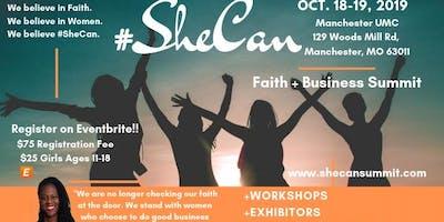 #SheCan Summit