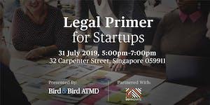 Legal Primer for Startups