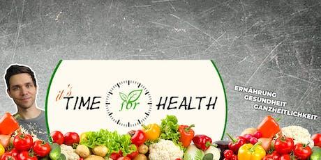 Vortrag - Gesunde Ernährung leicht gemacht (inkl. Diskussionsrunde) Tickets