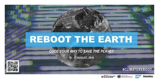#ClimateReboot Hackathon