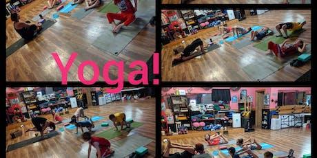 Kids Yoga & Mindfulness Mini Camp  tickets